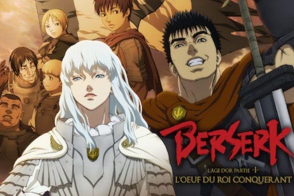 how to watch Berserk
