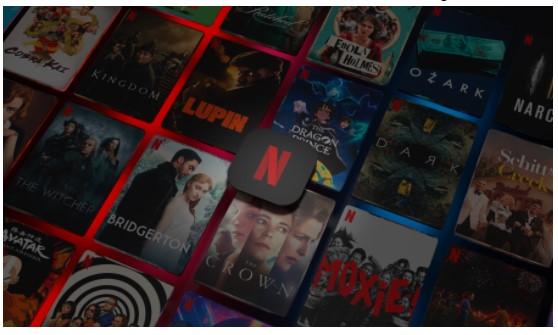 Open Netflix & Sign-In