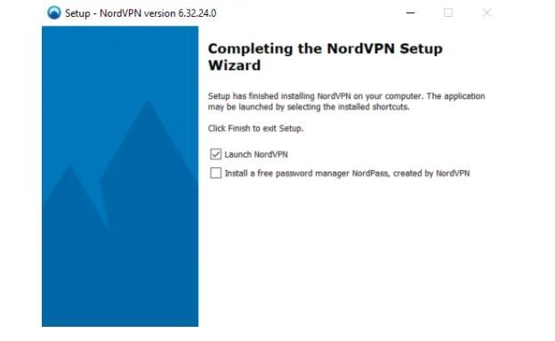 Install the VPN
