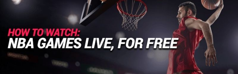 How to watch NBA games online for free
